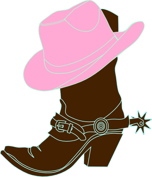 Cowgirl clipart cowgirl hat Art Download clip this art