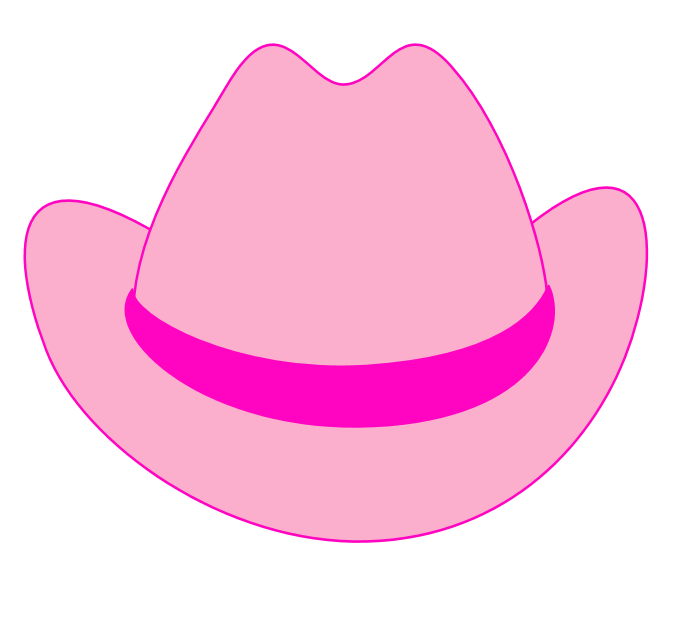 Cowgirl clipart cowgirl hat Boot Cowboy boots hat clipart