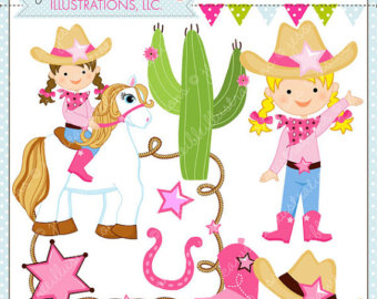 Cowgirl clipart cute Or Use clipart Clipart Cowgirl