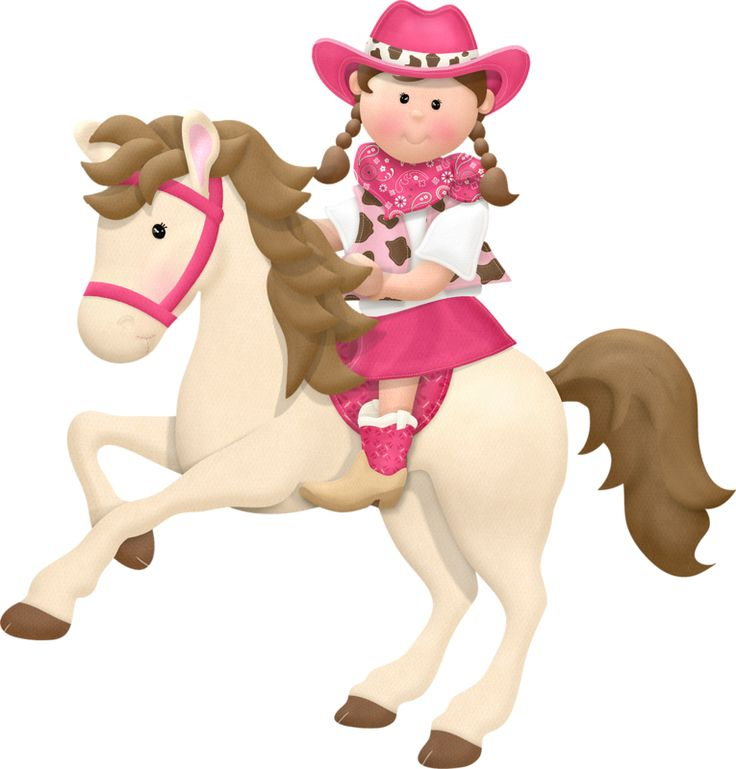 Cowgirl clipart cute Pinterest on Cowgirl images Party