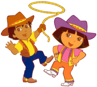 Cowgirl clipart dora Pinterest Paper Comic Dolls and