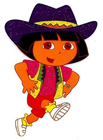 Cowgirl clipart dora Explorer Mexican sombrero hat com: