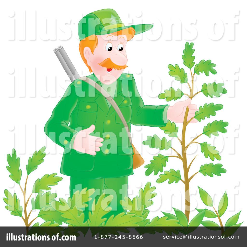 Cowgirl clipart forest ranger Illustration Stock Royalty Forest Ranger
