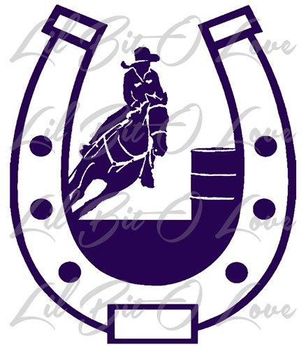 Horseshoe clipart rodeo Cowgirl Cowgirl 808 Western images