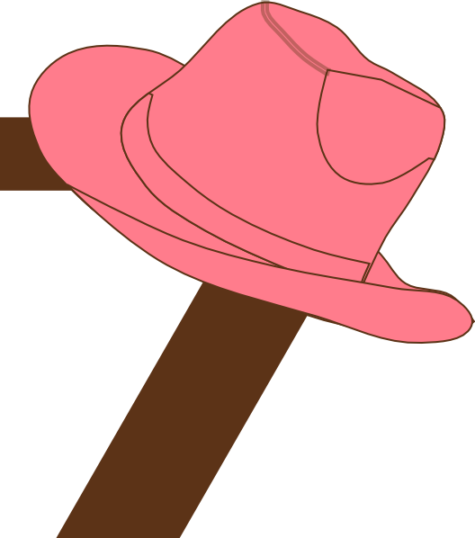 Cowgirl clipart princess Art Hat Cowgirl  Clip