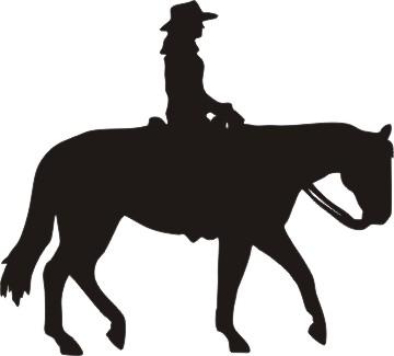 Cowgirl clipart riding horse Rider Pleasure ideas Horse