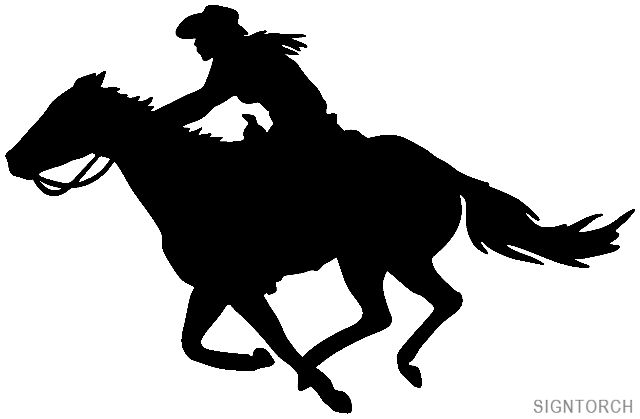 Cowgirl clipart silhouette Images result silhouette Birthday result