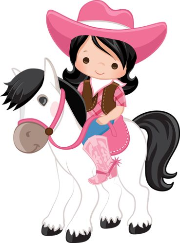 Cowgirl clipart toddler Cowgirl Pinterest COWBOY on best