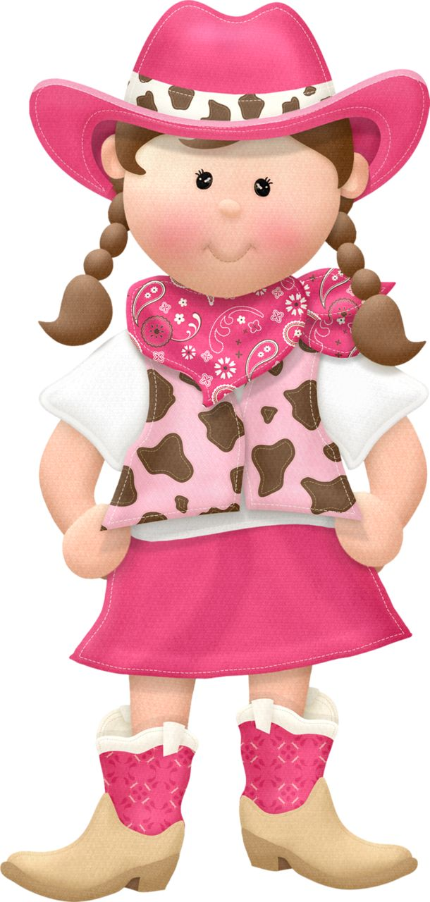 Cowgirl clipart toddler On Яндекс Cowtry best images