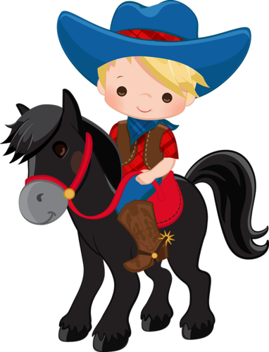 Cowgirl clipart toddler Imprimibles Cowboys COWBOY Pinterest E