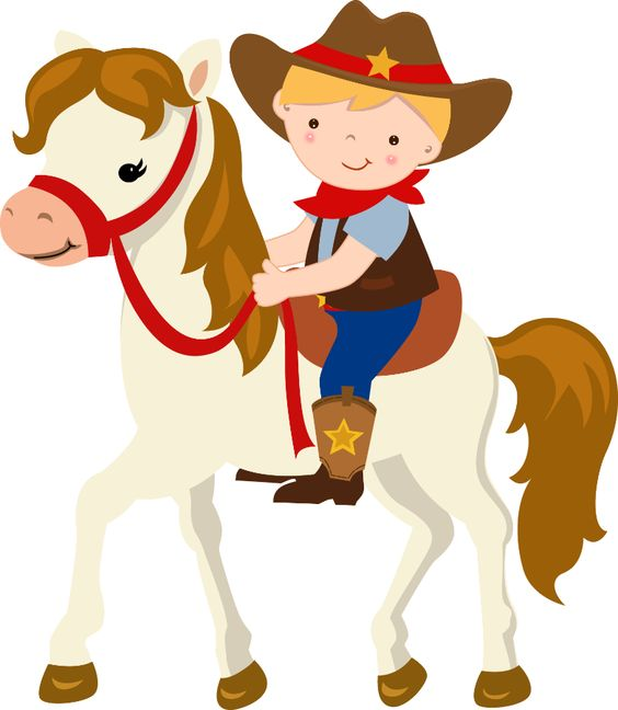 Cowgirl clipart toddler On Clip Clip Pinterest Fátima