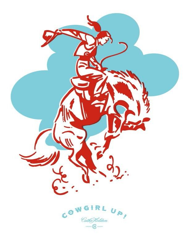 Cowgirl clipart vintage cowgirl On Art Pinterest 31 images