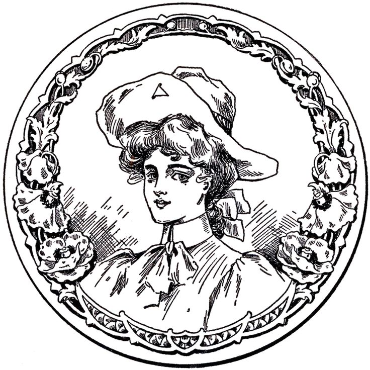 Cowgirl clipart vintage cowgirl Pinterest Cowgirl ideas Vintage Cowgirl
