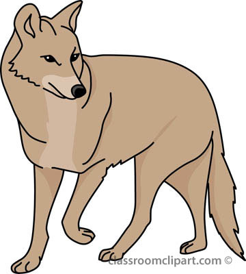 Coyote clipart And Clipart 50 Illustrations Graphics