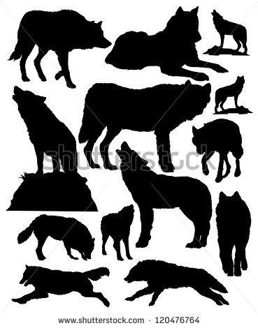 Wolf clipart bear My Shutterstock ideas & Vector