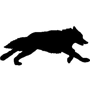 Wolf clipart coyote Clipart clip Coyote clipart art