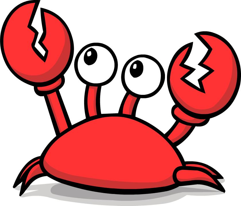 Crab clipart Clipart clip clipartwiz art 5