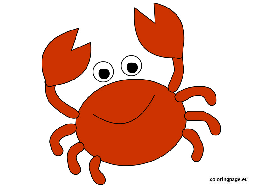 Crab clipart Clipartwiz crab clip clipart Pictures