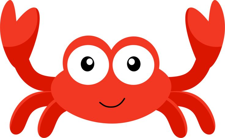 Crab clipart Cliparting and com aplique on