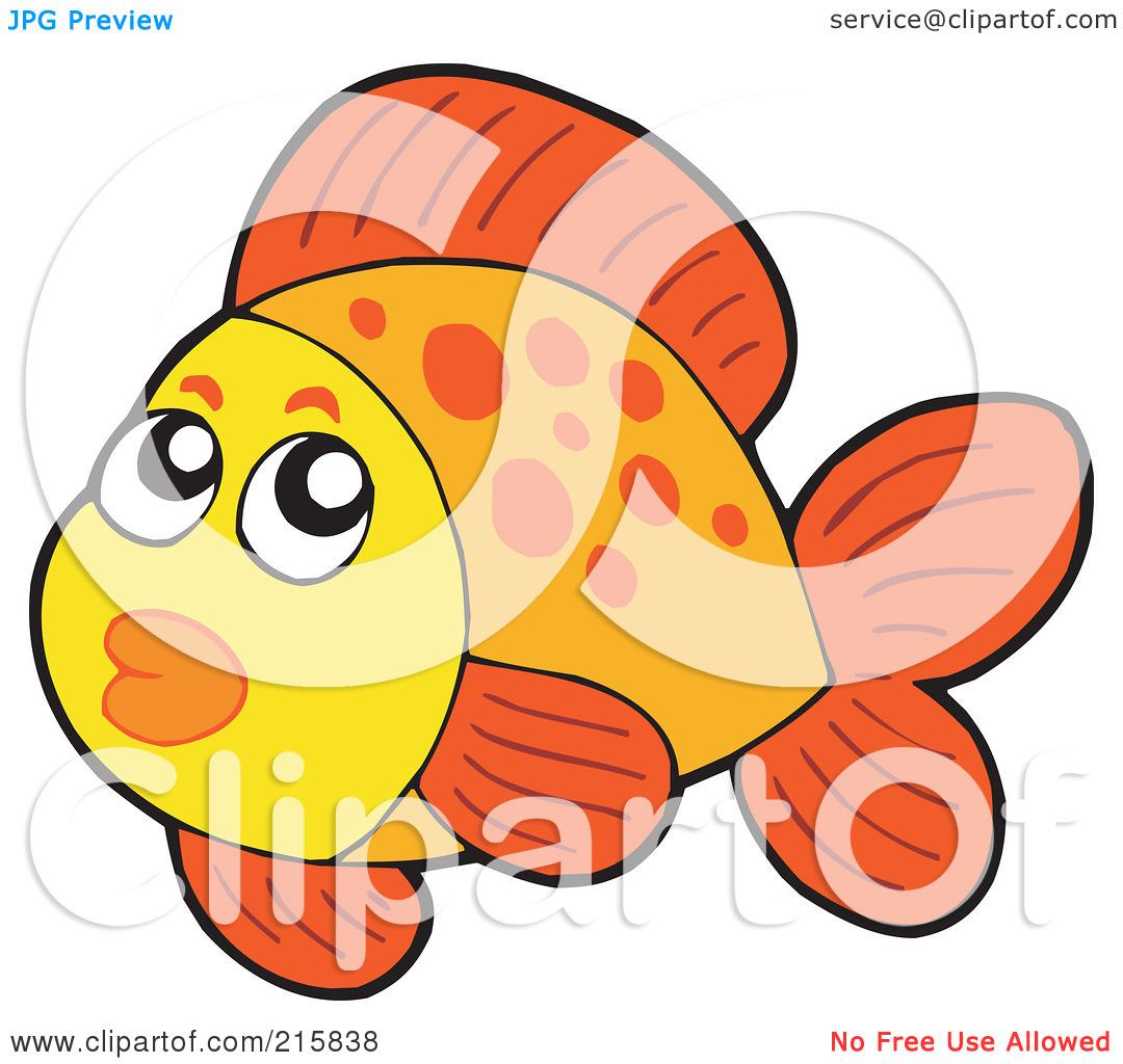 Yellow clipart goldfish cracker Free Images cute%20fish%20clip%20art Fish Clipart