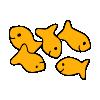 Yellow clipart goldfish cracker Clipart goldfish%20cracker%20clipart Cracker Images Clipart