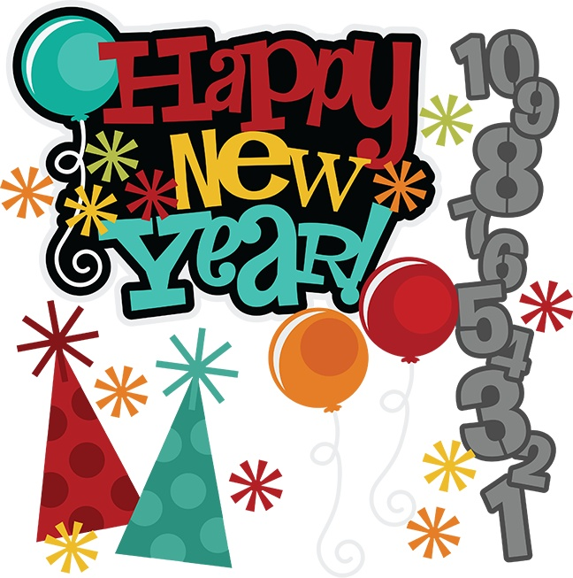 Kisses clipart new years eve Free new clipart 17 Years