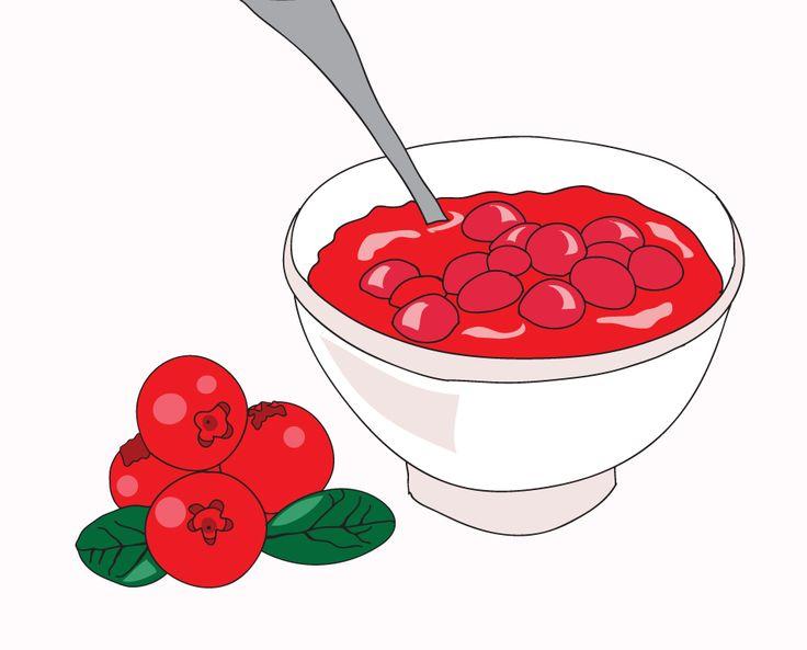 Cranberry Relish clipart Sauce Roquito® Pinterest best Food