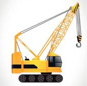 Crane clipart White · crane background on