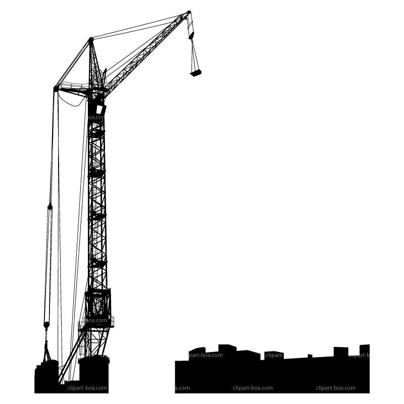 Crane clipart Crane art art clip #81