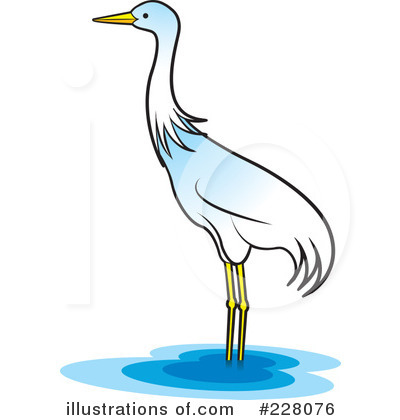 Brds clipart crane Lal Illustration Crane Illustration (RF)