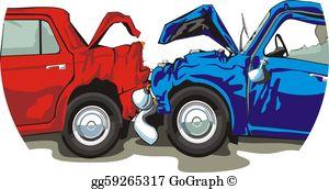 Crash clipart 3d car 3d Accident two Car cars