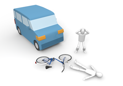 Crash clipart fault Traffic bike accident Clip Free