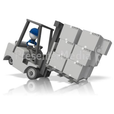 Crash clipart forklift Heavy 14744 Presentation Education