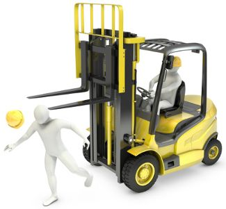 Crash clipart forklift Related forklift Accidents Clip accident