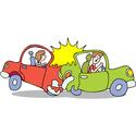Crash clipart rear end collision Crash Stock Rear Another GL