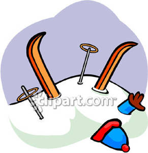 Crash clipart skier 1300×1118 ski goes doctor jpg