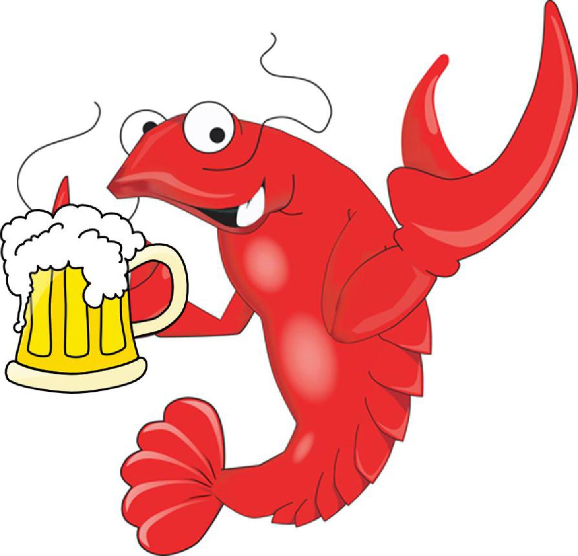 Crawfish clipart Crawfish Clipart Crawfish Logo Clipart