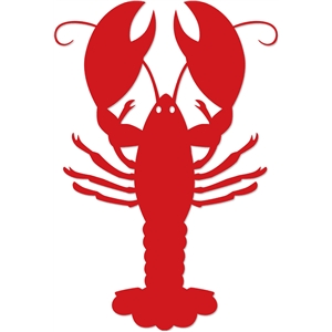 Pice clipart crawfish Crawfish Silhouette crawfish Design Design