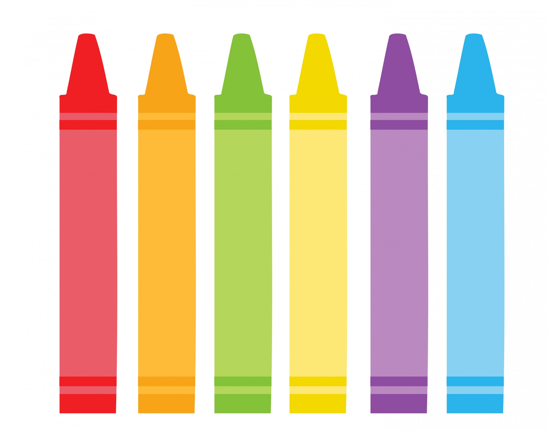 Crayon clipart Free crayons clip clipart brown