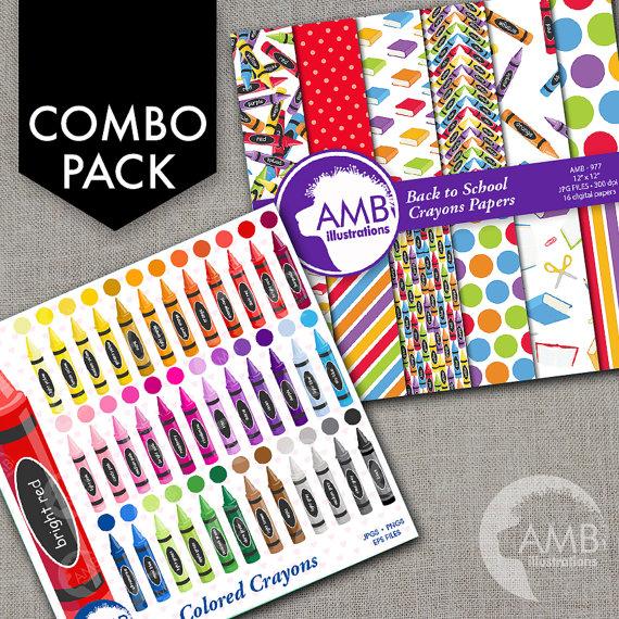 Amd clipart crayon School on Classroom COMBO School