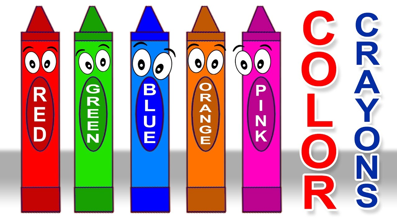 Crayon clipart color crayon For Crayon Crayons Kids to