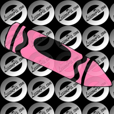 Crayon clipart color pink Great / Crayon Crayon Use