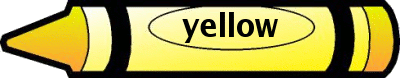 Crayon clipart color yellow Clipart crayon Yellow Yellow WikiClipArt