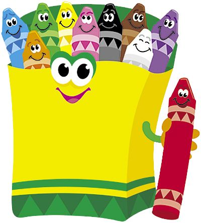 Crayon clipart color yellow Pin My images Color this