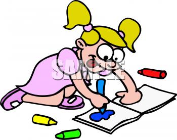 Crayon clipart coloring Clip and Clip Book Clipart
