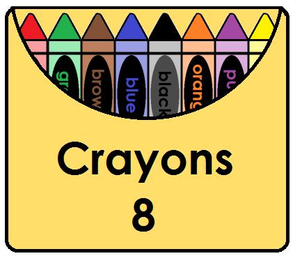 Yellow clipart crayola Free Box Crayola Art com
