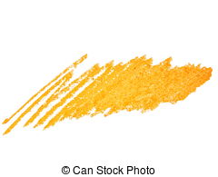 Crayon clipart crayon scribble Wax yellow Clipart  yellow