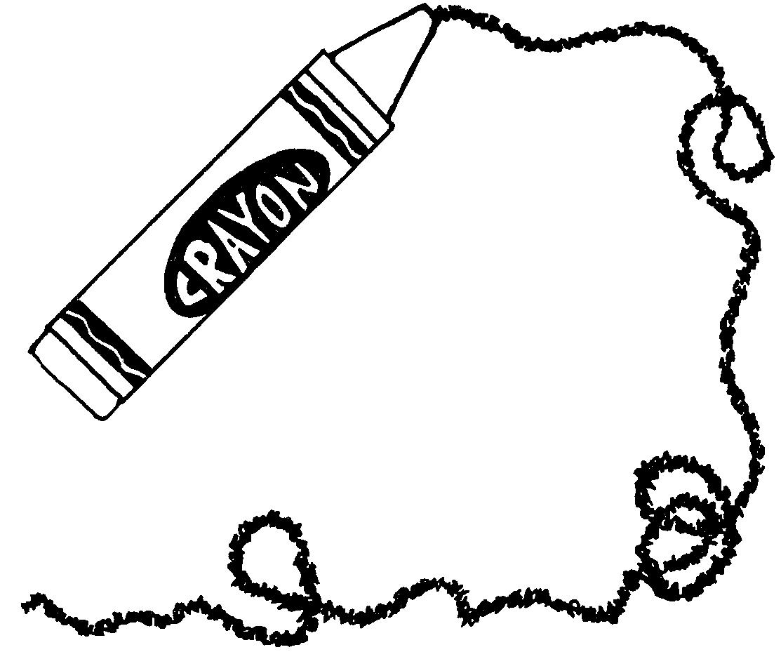 Crayon clipart crayon scribble Clipart Free Images crayon%20border Panda
