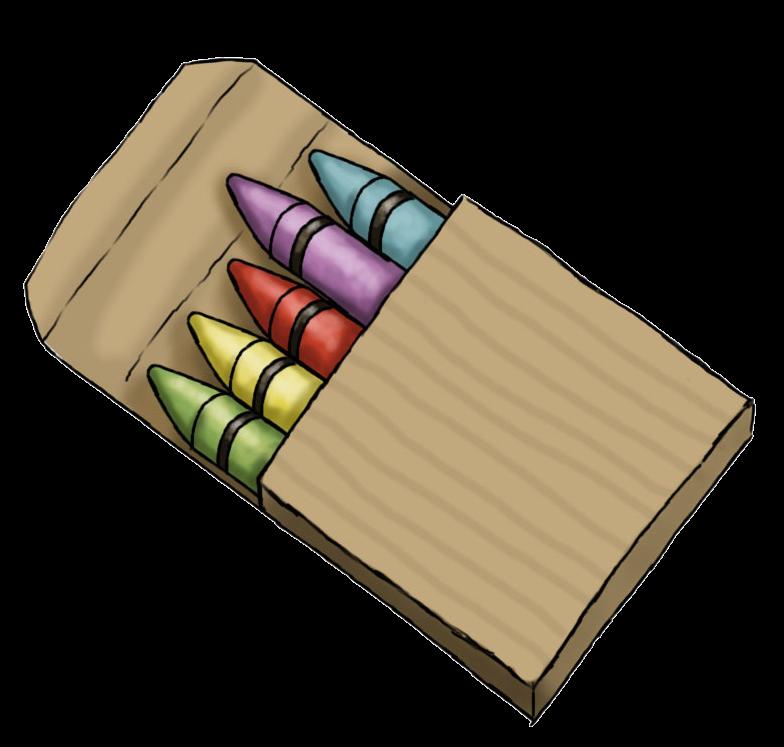 Crayon clipart cute WikiClipArt crayons art Cute clip