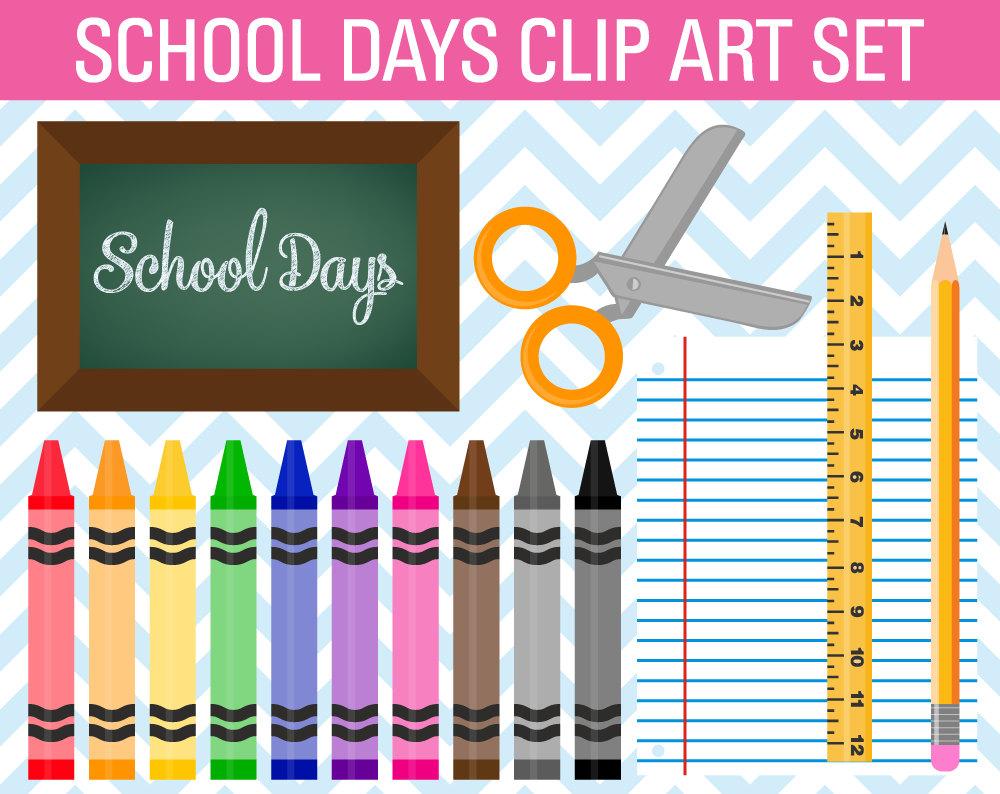 Pencil clipart chalkboard Clipart SALE Crayon 60% Teacher